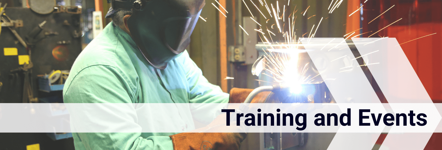 Safety and Health Training and Events Header