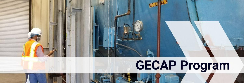 Georgia Environmental Compliance Assistance (GECAP) Program Header