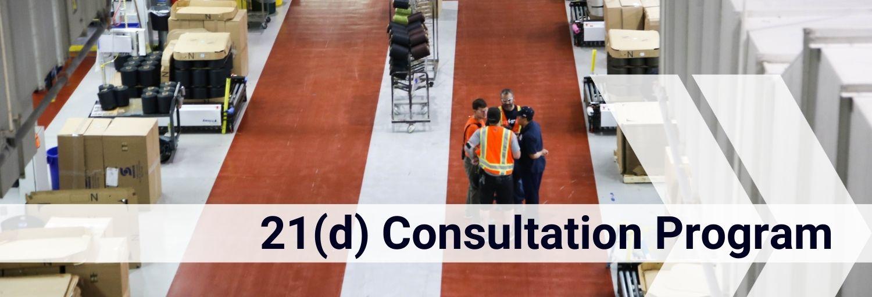 OSHA 21d Consultation Program Header