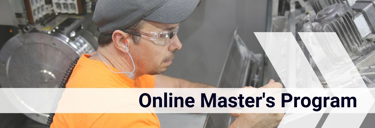 Online Master's Program in Occupational Safety and Health Header